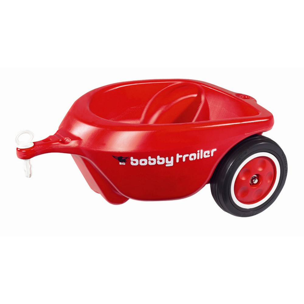 NEW BOBBY CAR TRAILER (versch. Farben/Designs)