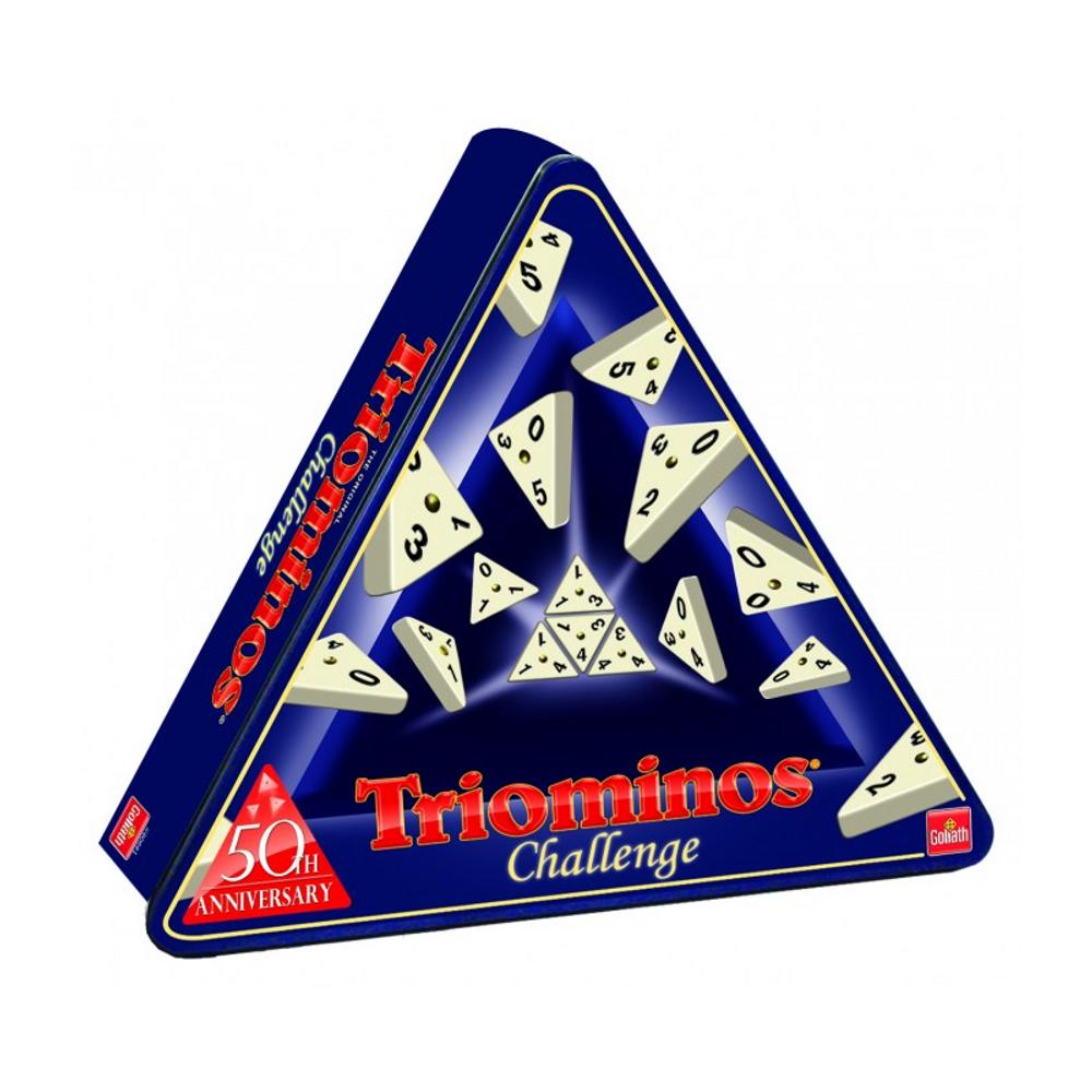 Triomino Challenge 50 Jahre