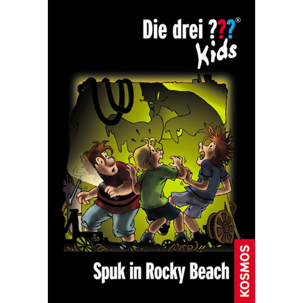 Spuk in Rocky Beach