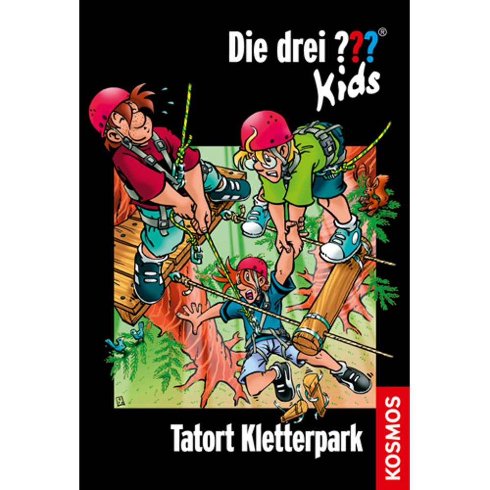 Tatort Kletterpark