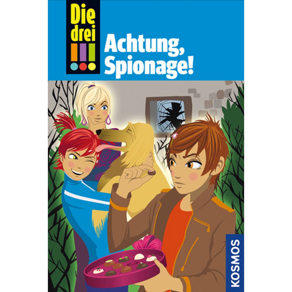 !!! Achtung Spionage!