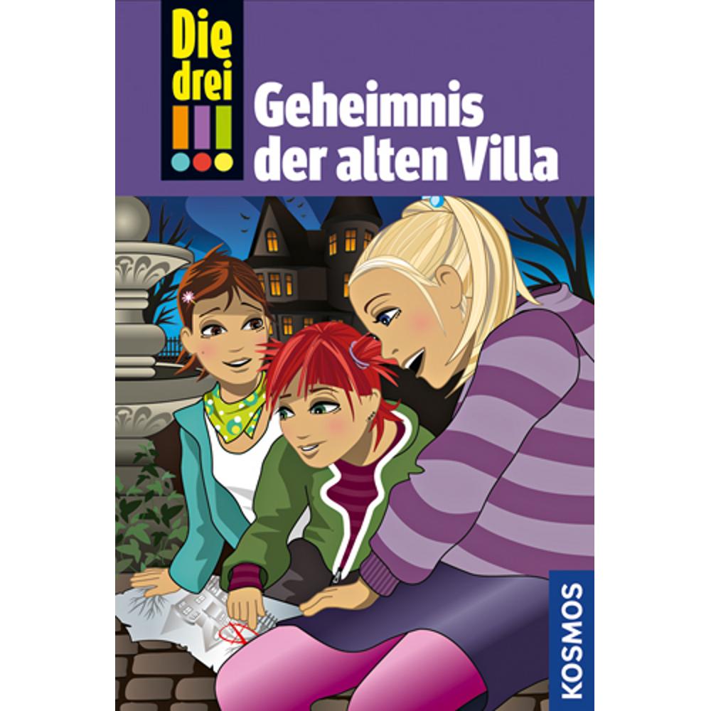 !!! Geheimnis der alten Villa