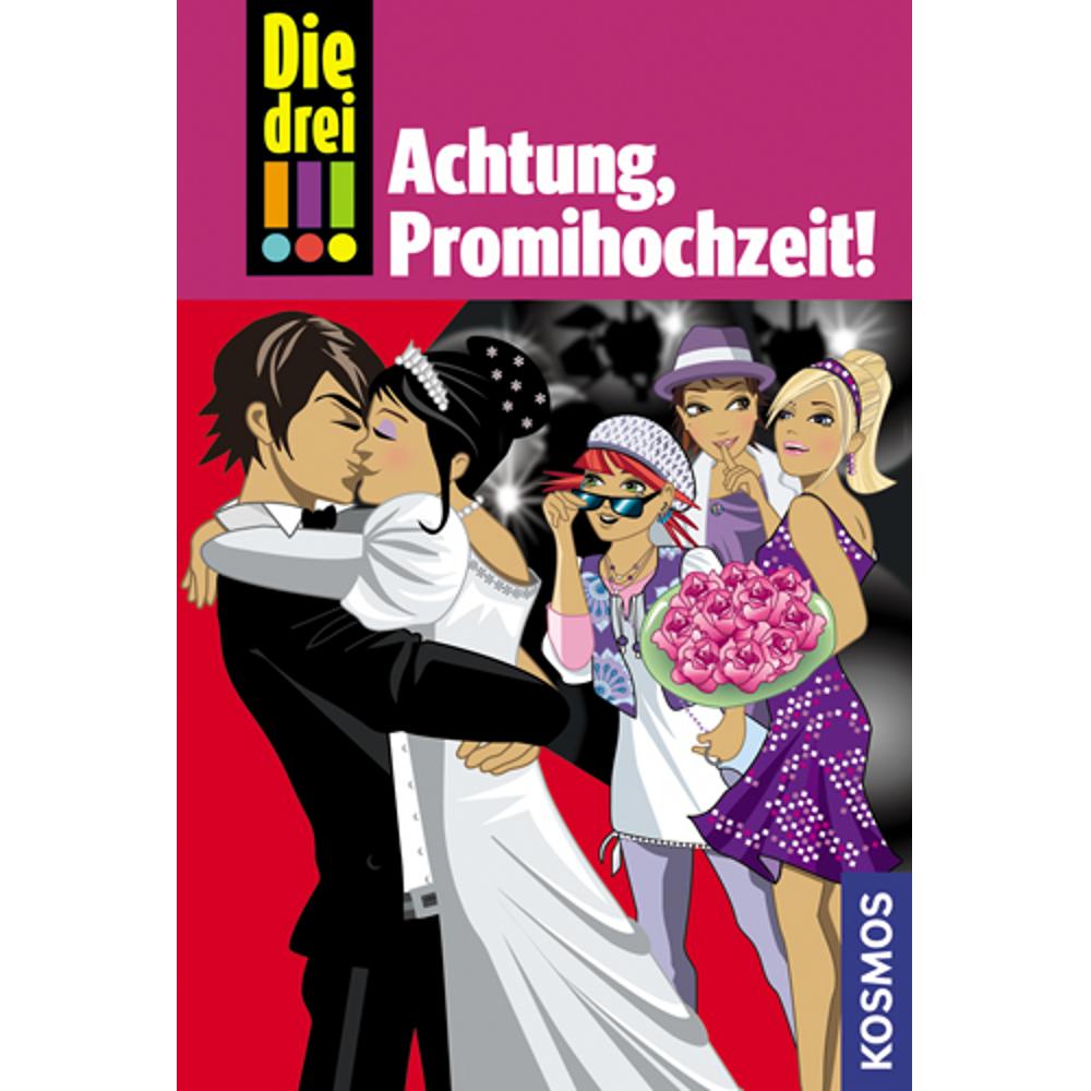 !!! Achtung Promihochzeit!