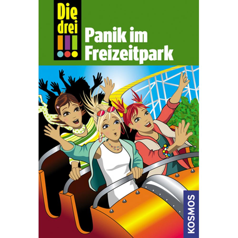 !!! Panik im Freizeitpark