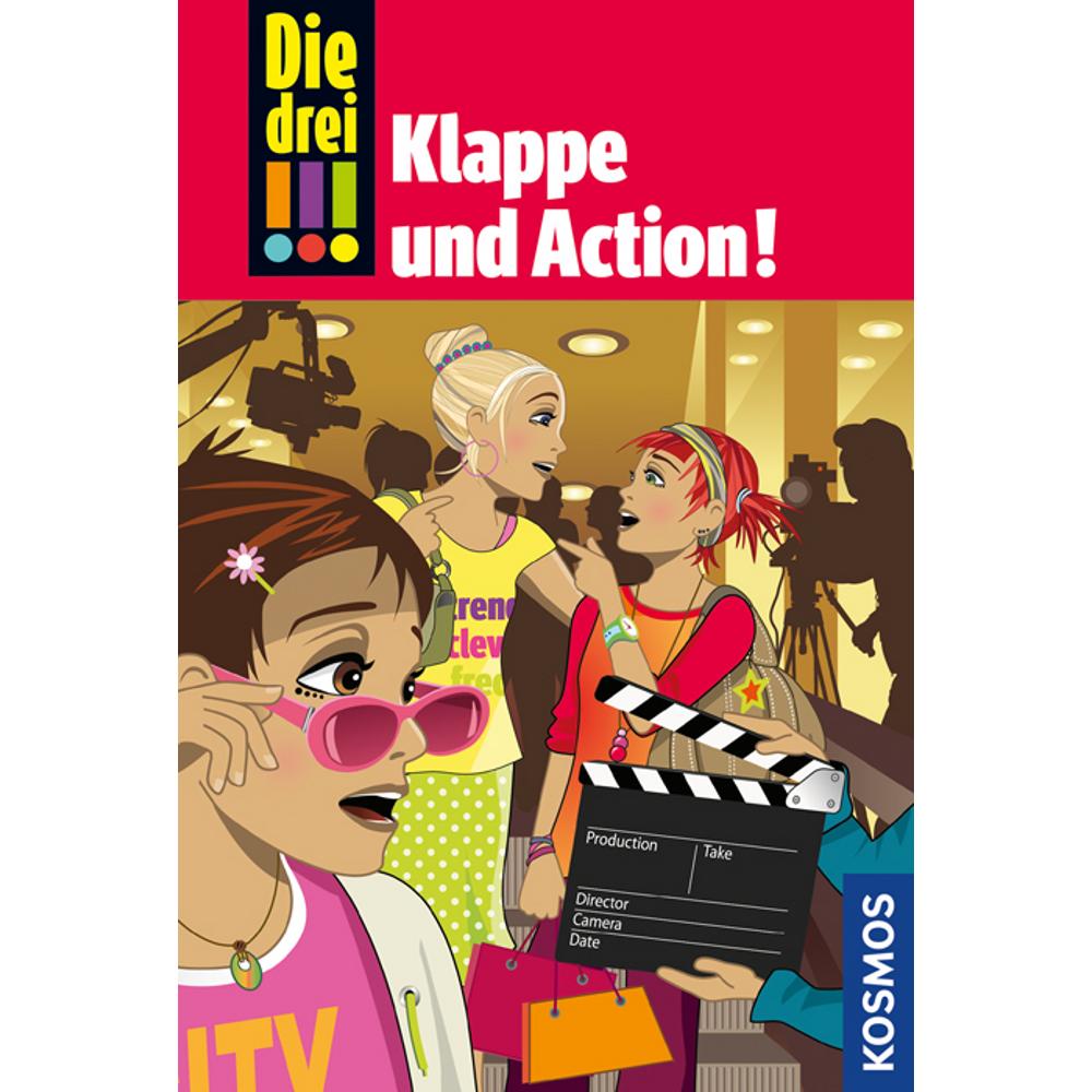 !!! Klappe und Action!