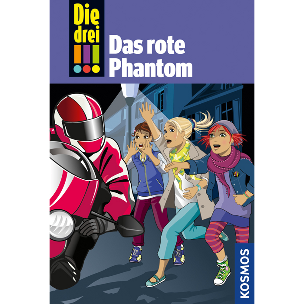 !!! Das rote Phantom