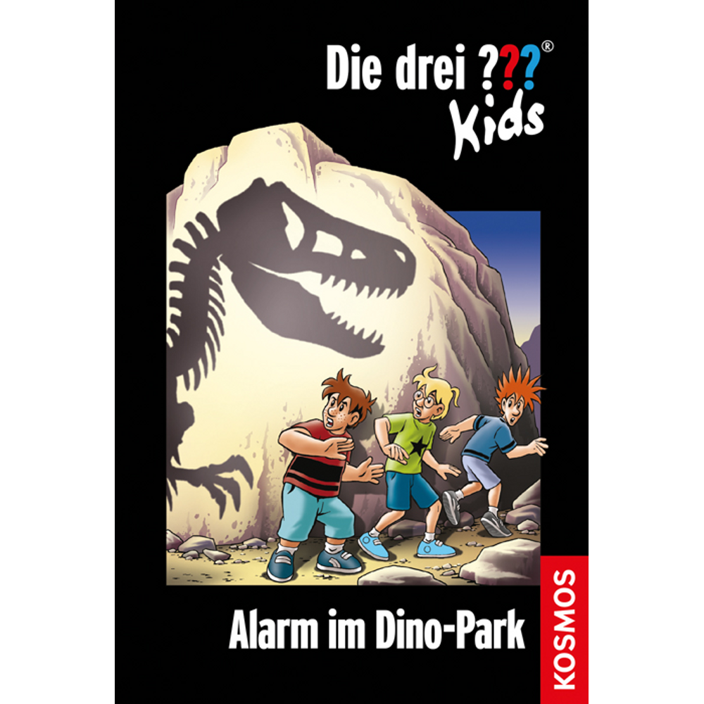 Alarm im Dinopark