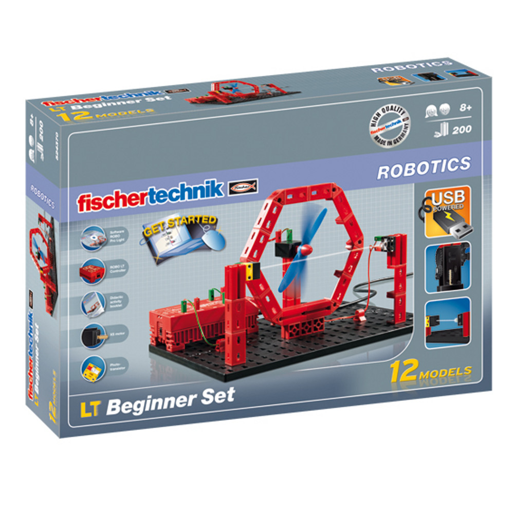 LT Beginner Set Robotics