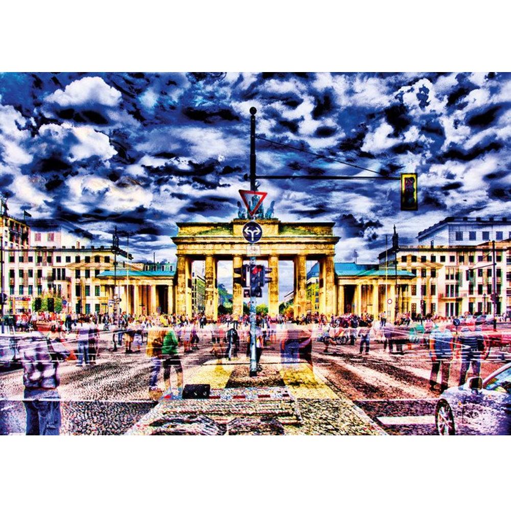 Michael von Hassel Brandenburger Tor, Berlin