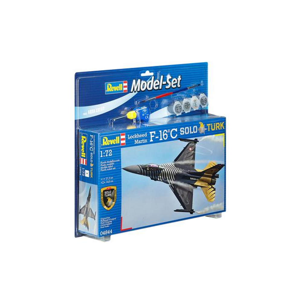 Model Set F-16 C SOLO TÜRK