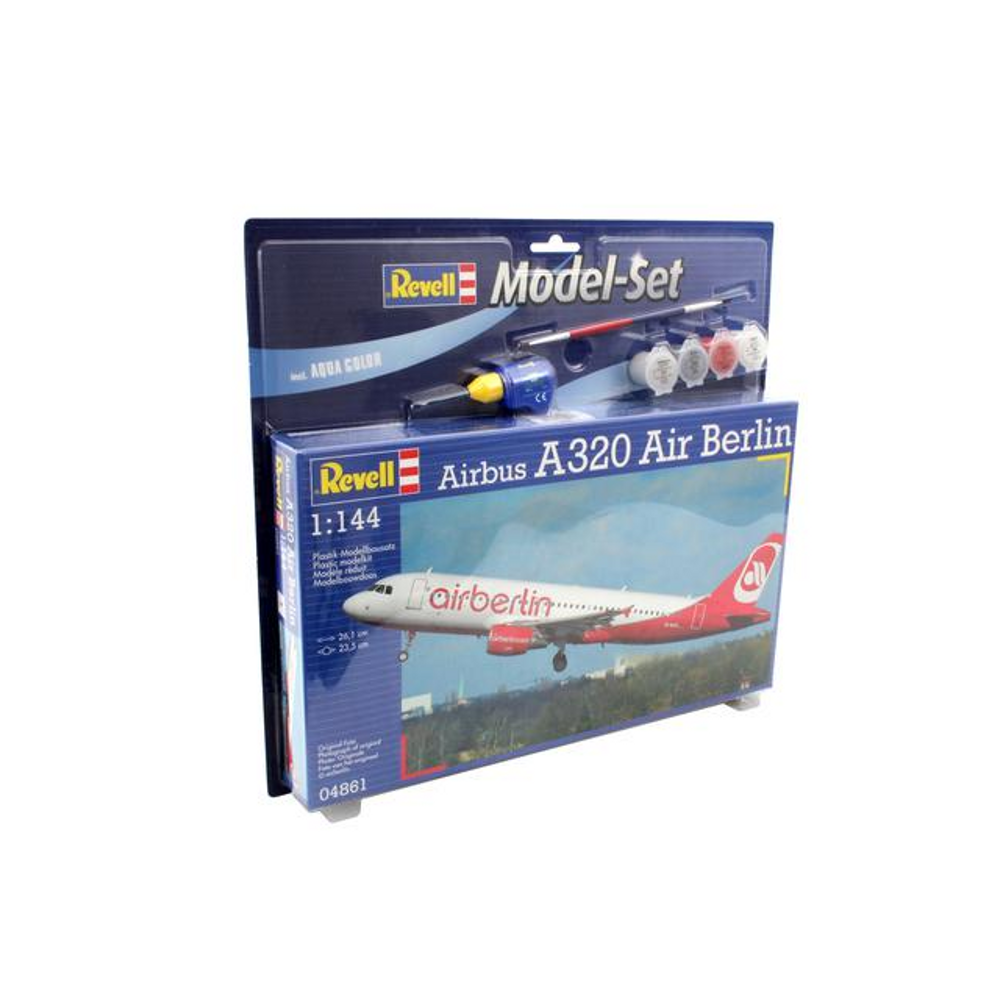 Model Set Airbus A320 AirBerlin