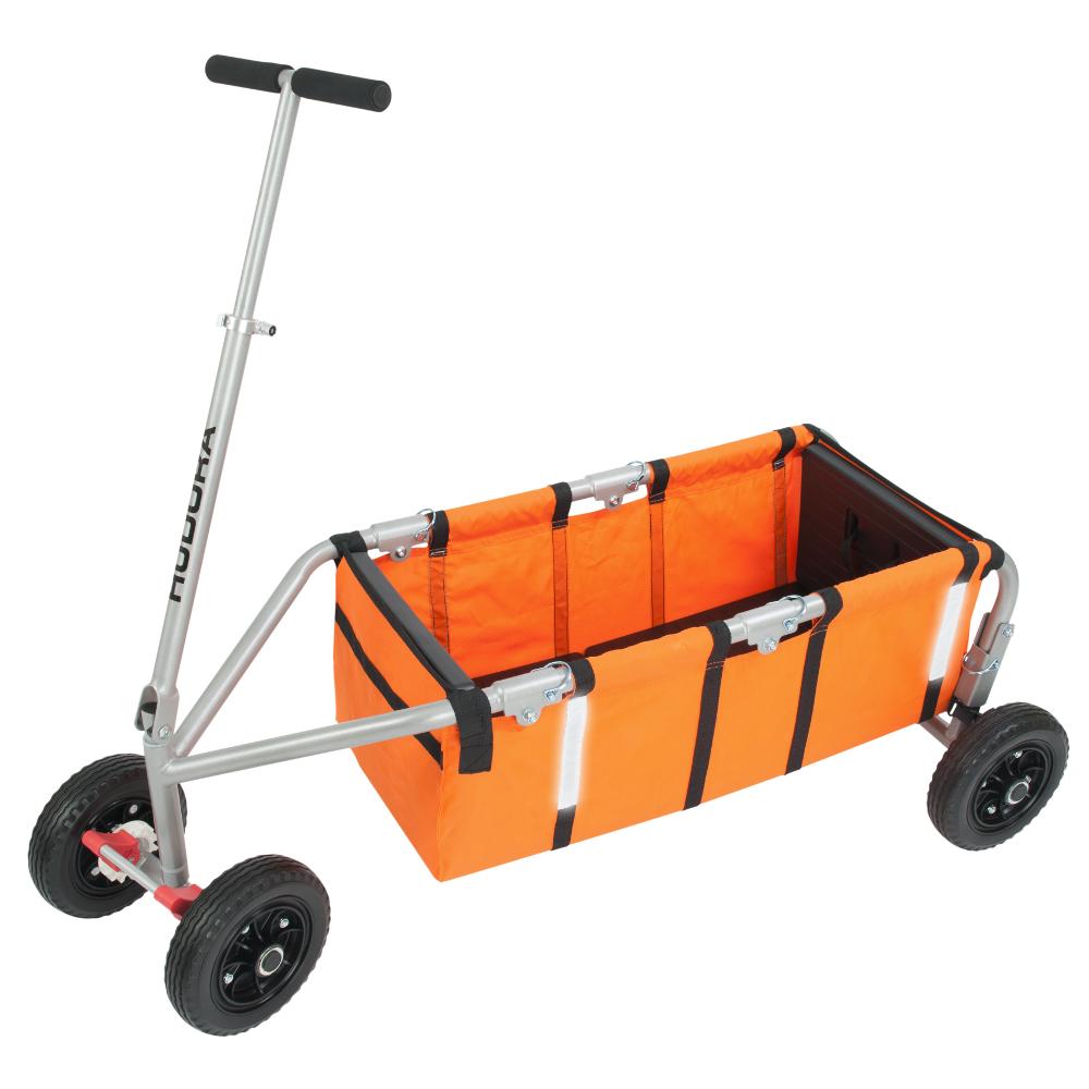 """Überländer Kompakt, 9"""", orange"""