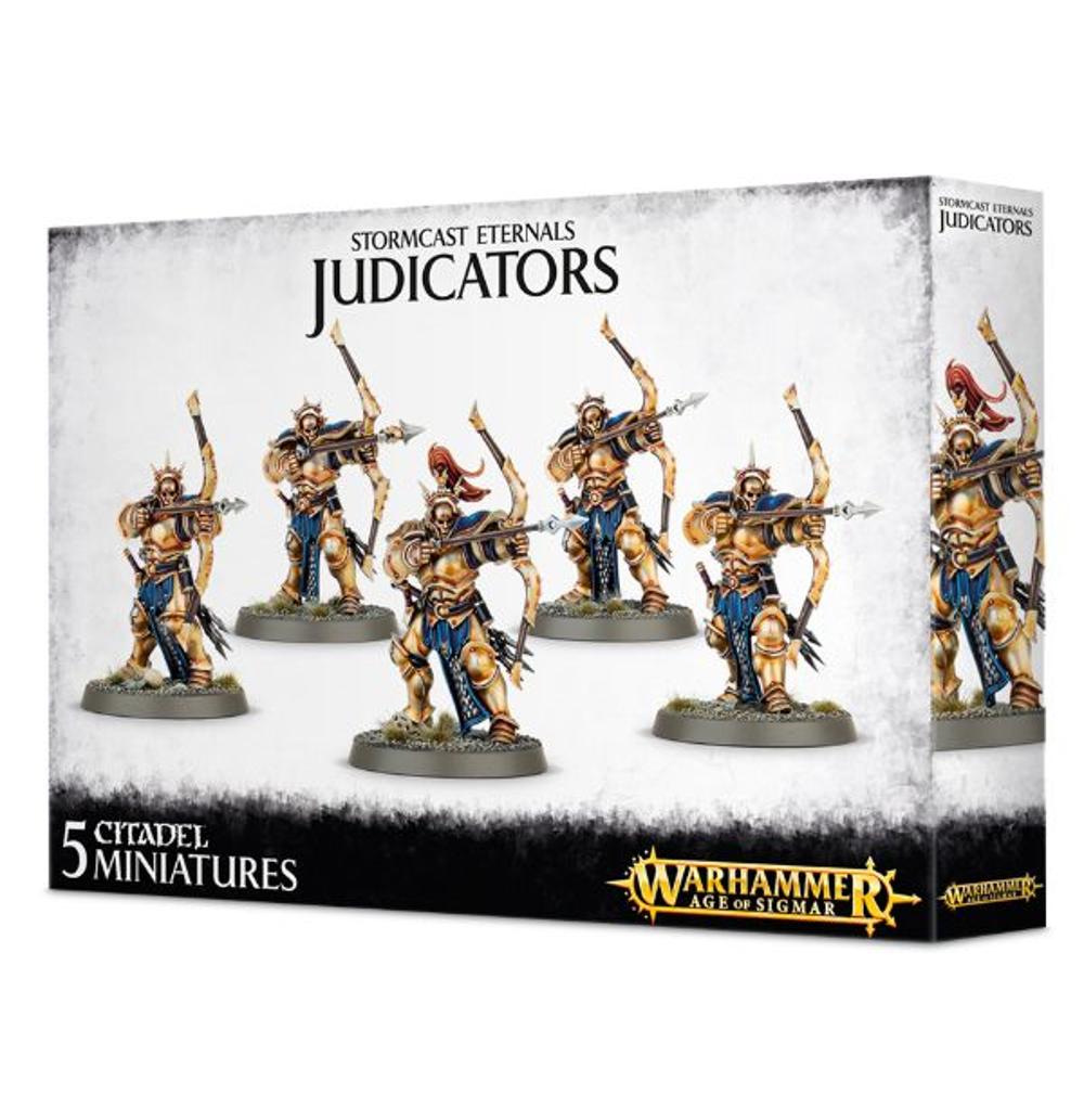 Judicators