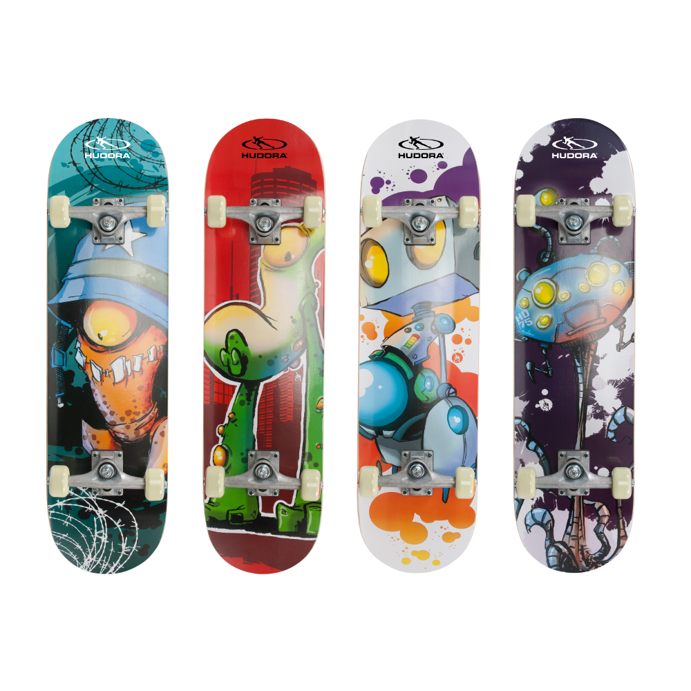 Skateboard Instinct ABEC 1