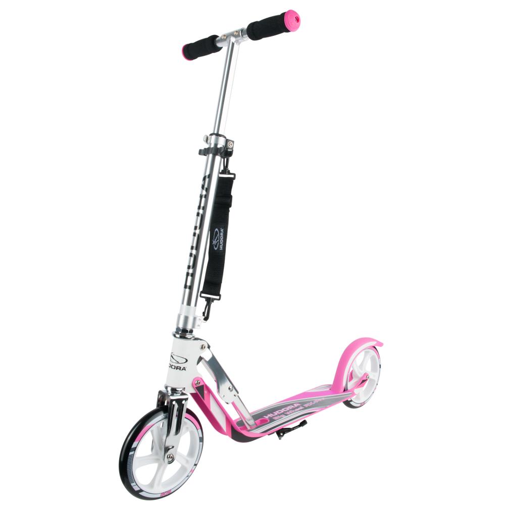 HUDORA Big Wheel RX-Pro 205, weiß/pink