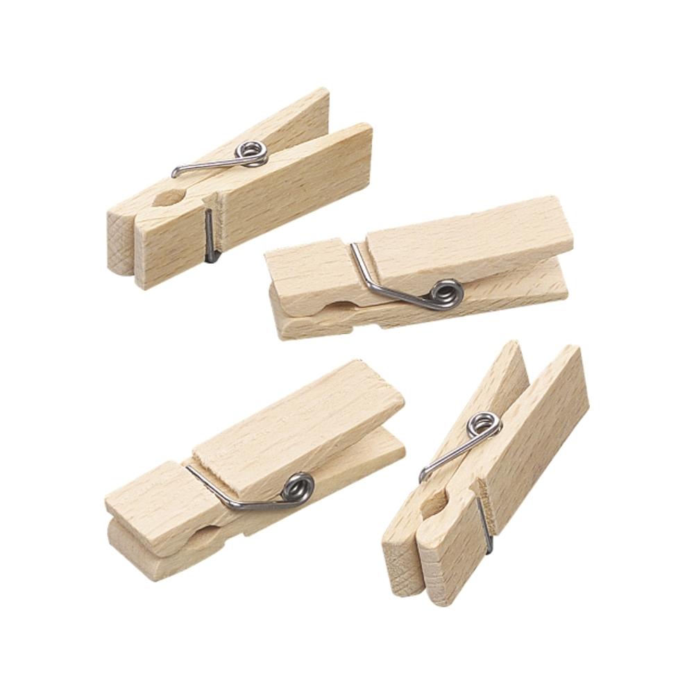 Holzklammer 45x13mm 5er