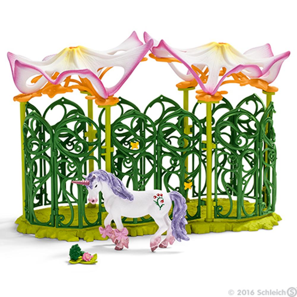 Stall für Einhorn und Pegasus