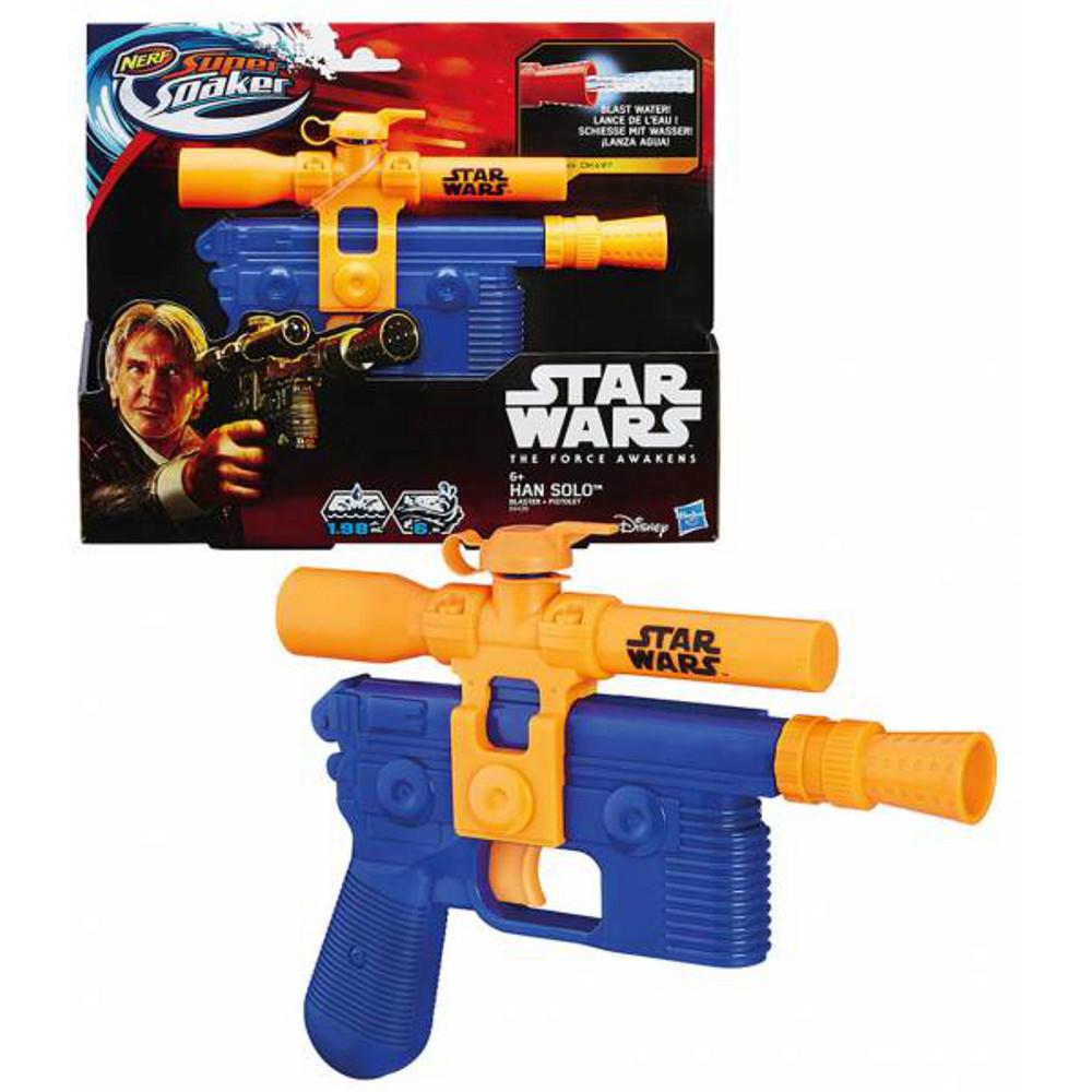 Nerf Star Wars Wasserpistole Han Solo