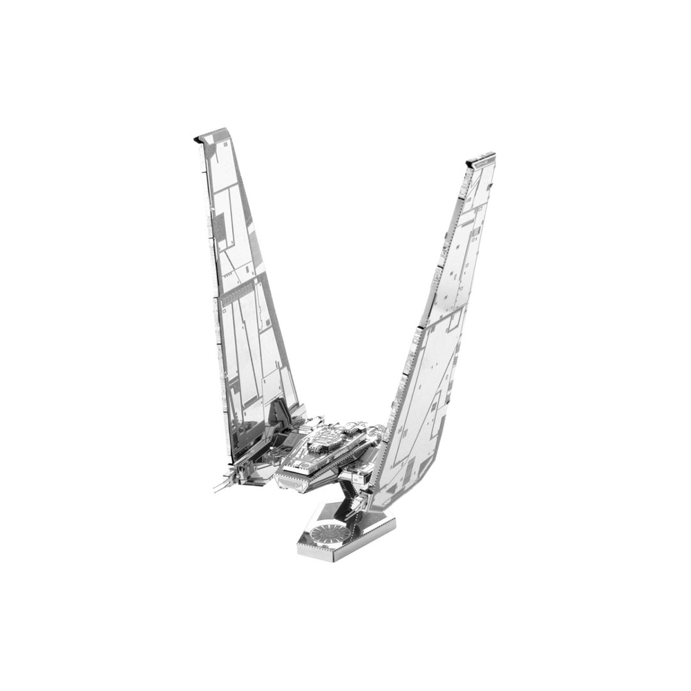 Metal Earth: STAR WARS Kylo Rens Shuttle