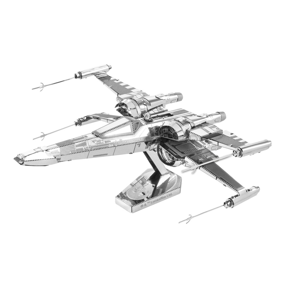 Metal Earth: STAR WARS PD X-Wing Fighter