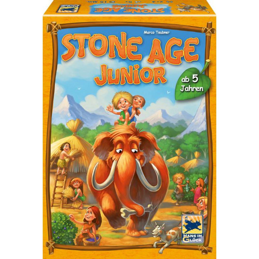 Stone Age Junior, Kinderspiel des Jahres 2016