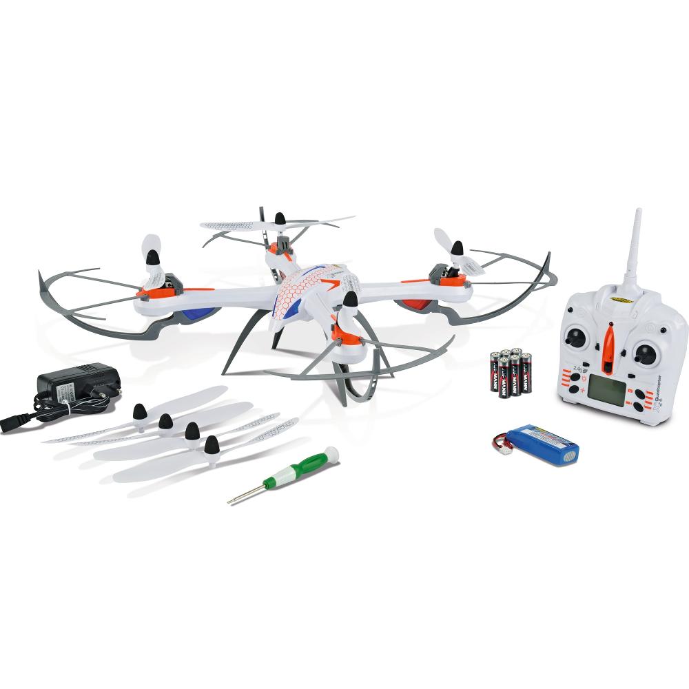 X4 Quadcopter 550, 2,4G, 100% RTF