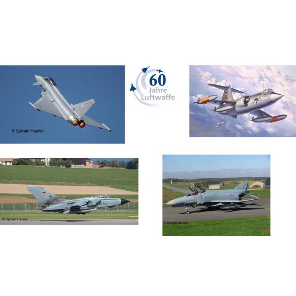 Geschenkset 60 Jahre Luftwaffe