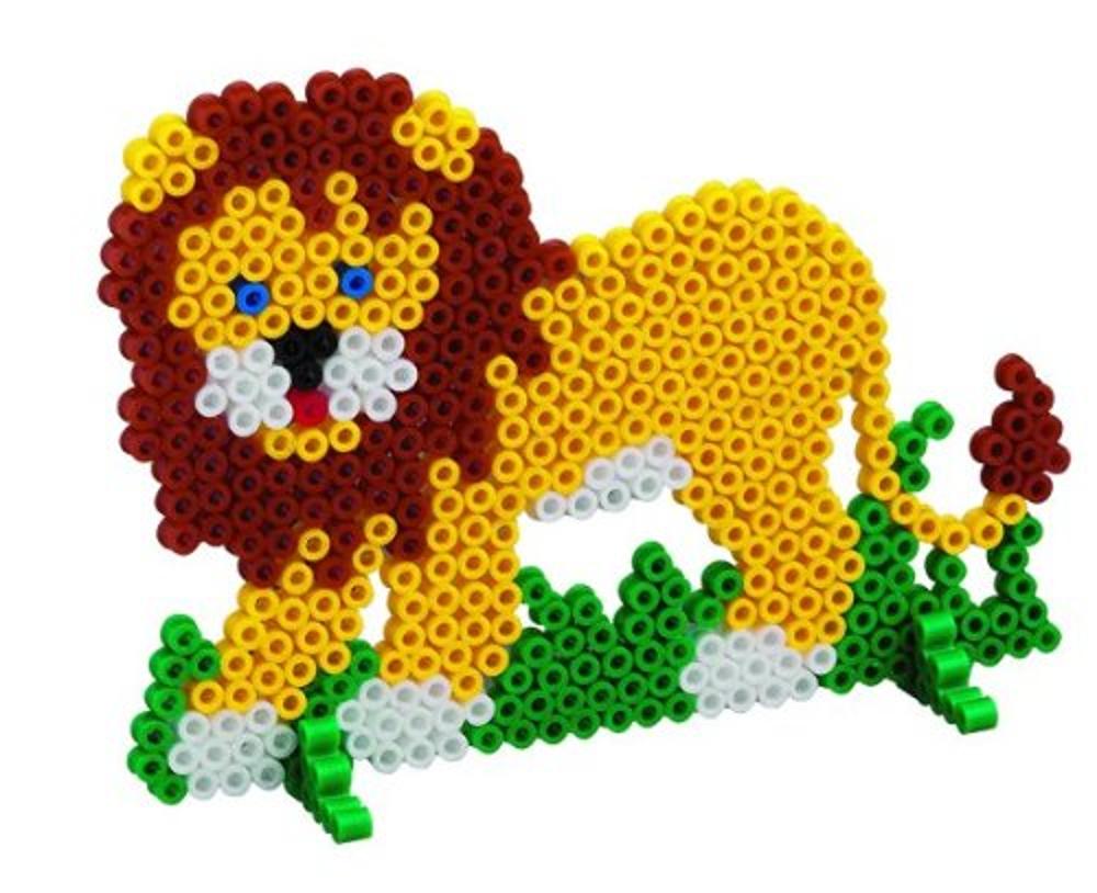 Stiftplatte Löwe