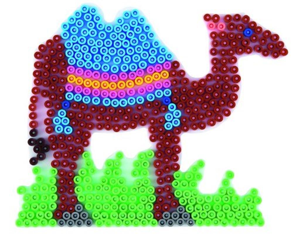 Stiftplatte Kamel