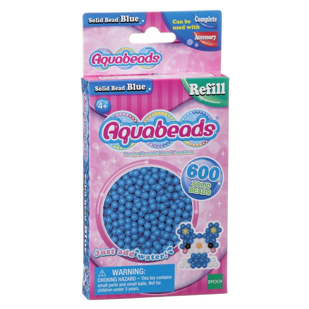 Blaue Perlen