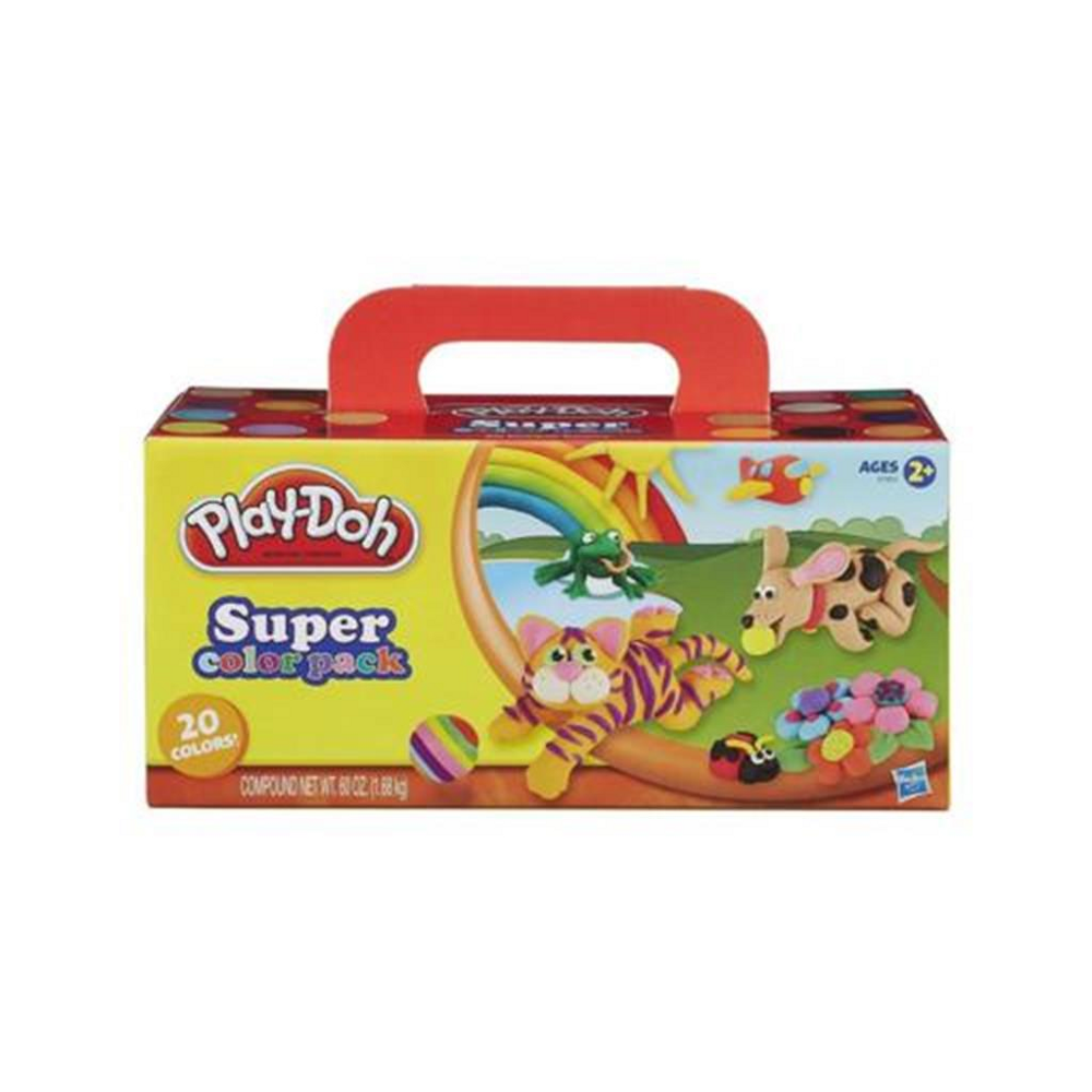 PLAYDOH 20 PACK Super Color