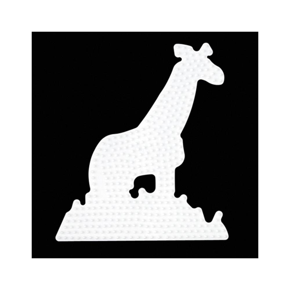 Stiftplatte Giraffe
