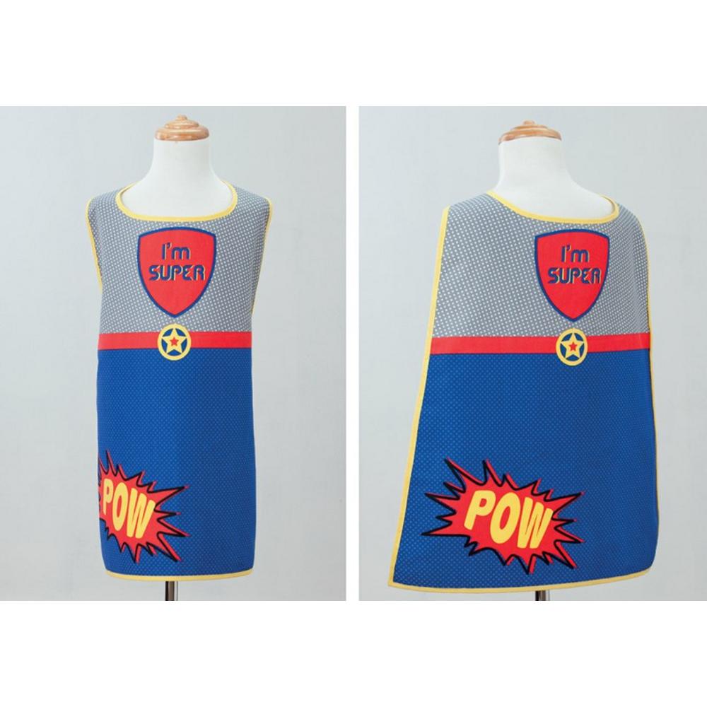 Umhang und Schürze Super Boy