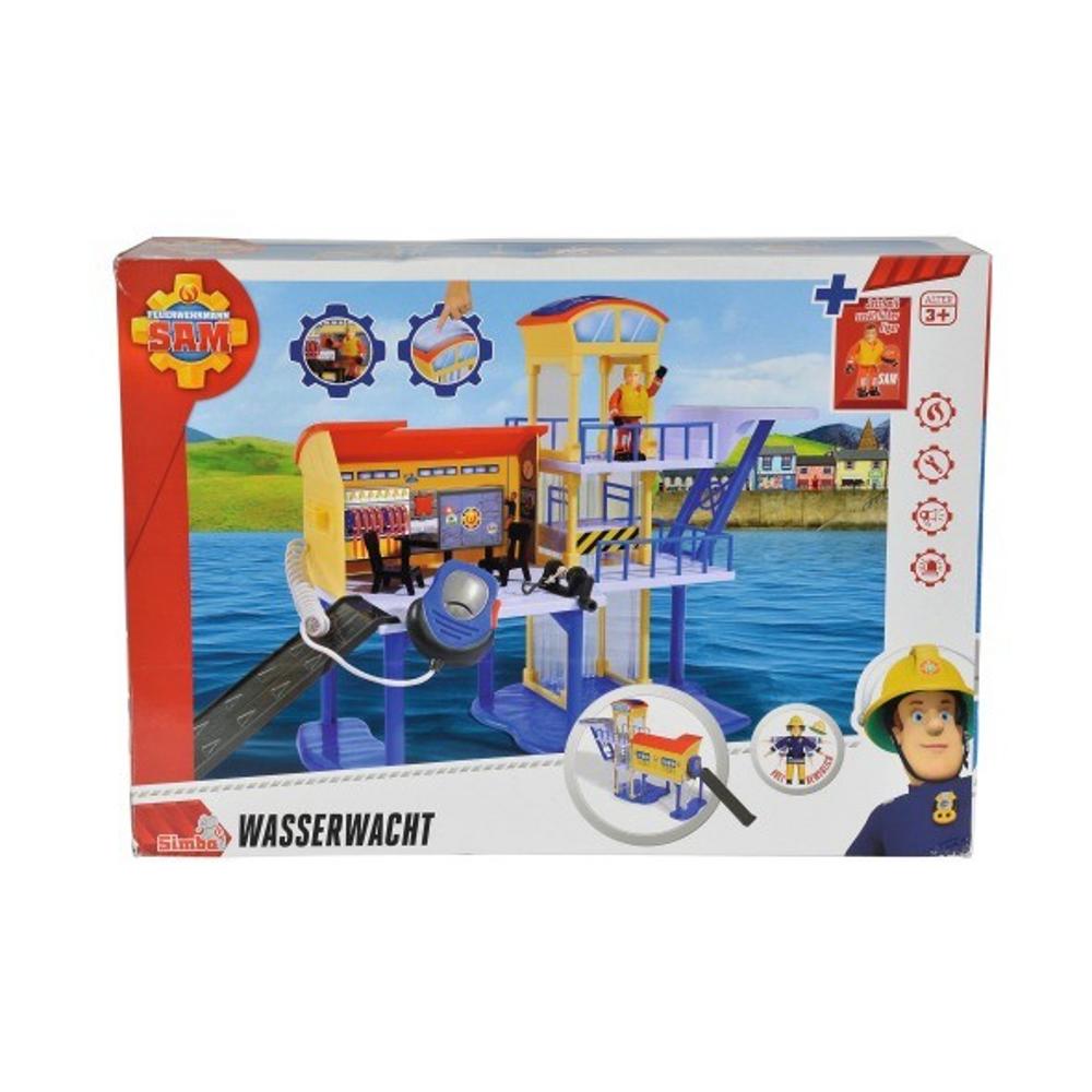 Sam Wasserwacht mit 2 Figuren