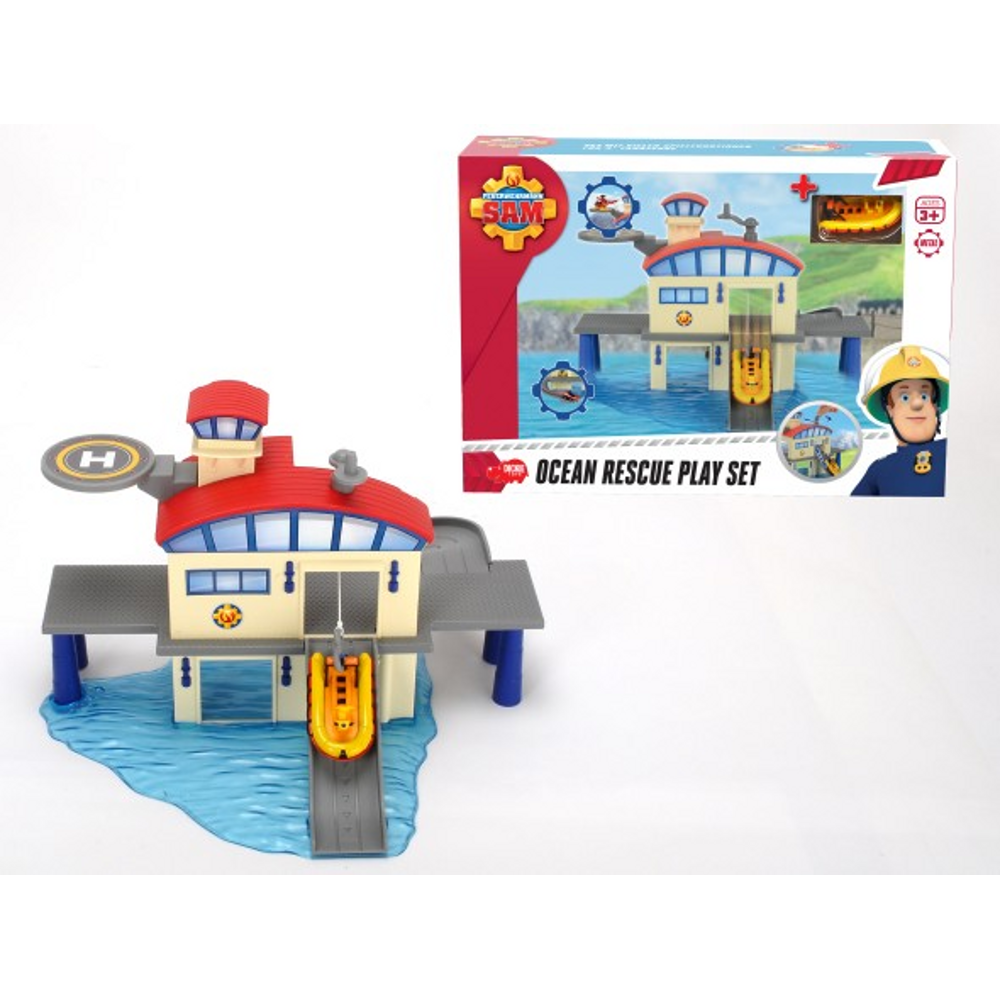 Feuerwehrm. Sam Ocean Rescue Set