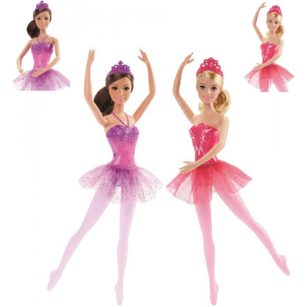 Barbie Ballerina Puppen, sortiert