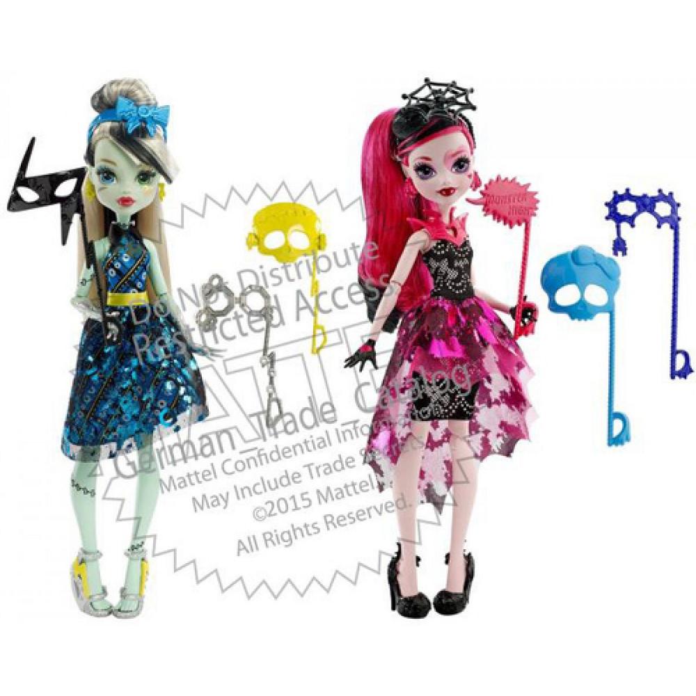 Monster High Willkommen Foto-Monsterfreundin sortiert