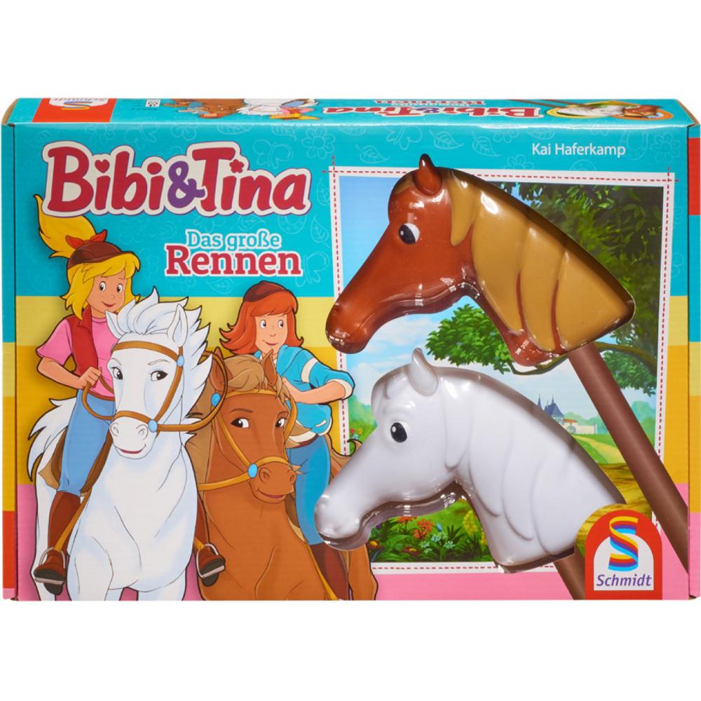 Das große Rennen  Bibi & Tina
