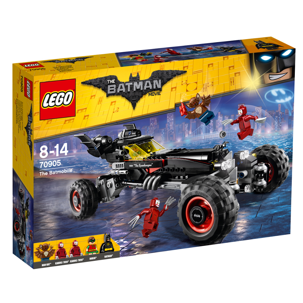 Das Batmobil