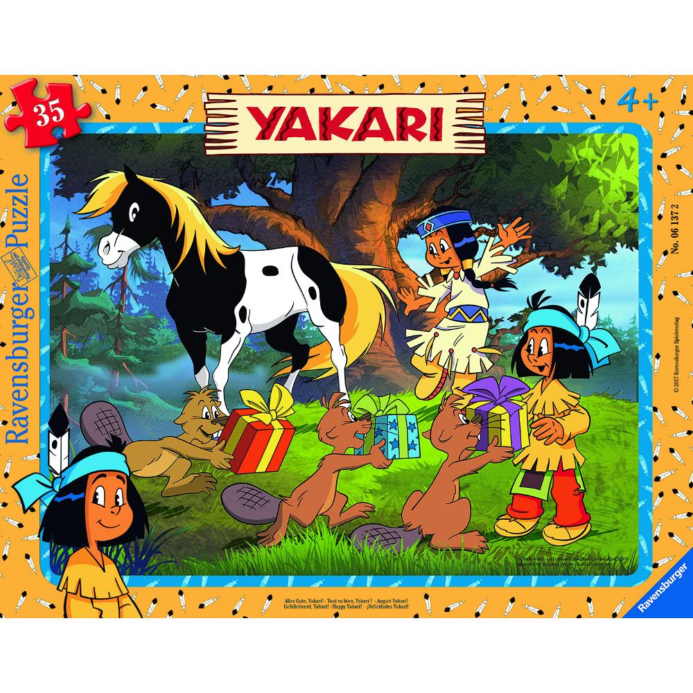 Alles Gute, Yakari!