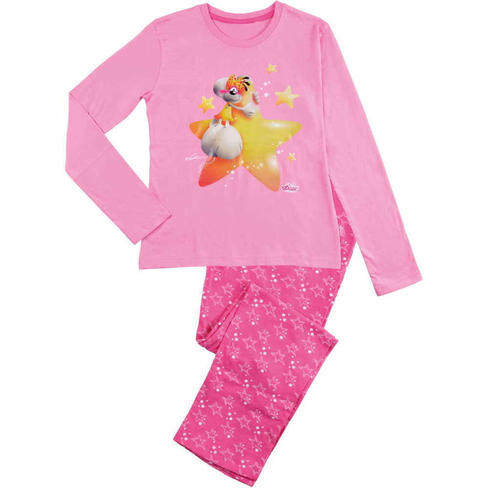 "Diddl Pyjama - lang, ""Diddlina´s Stern"""