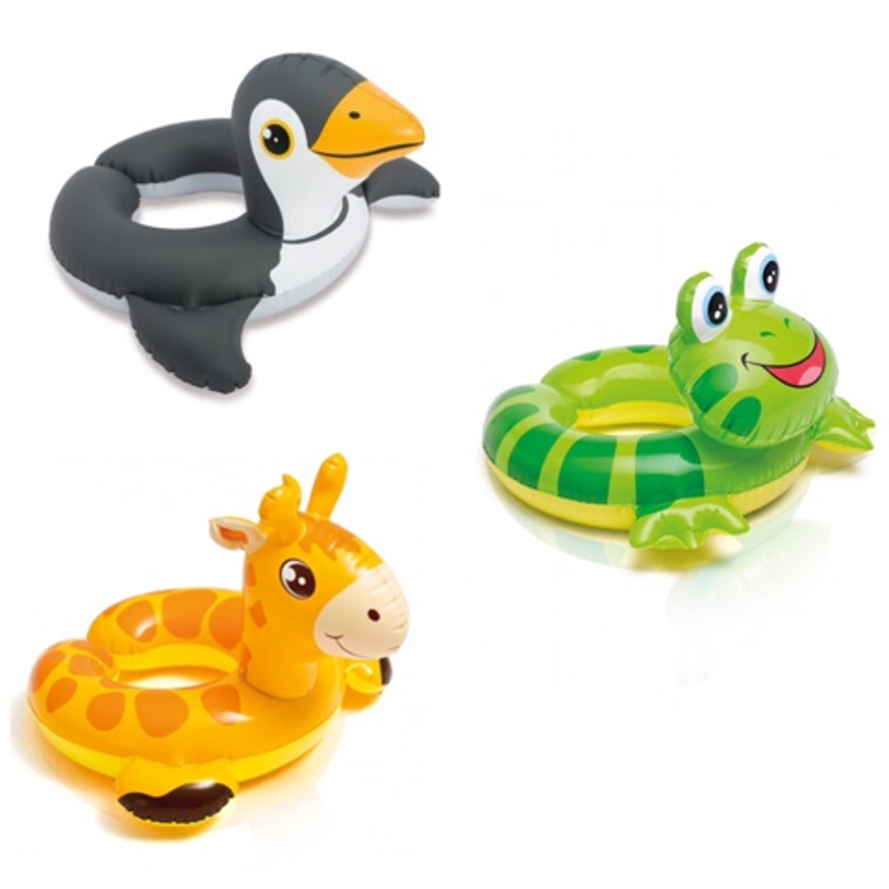 "Wasserspielring ""Animal Split Ring"""