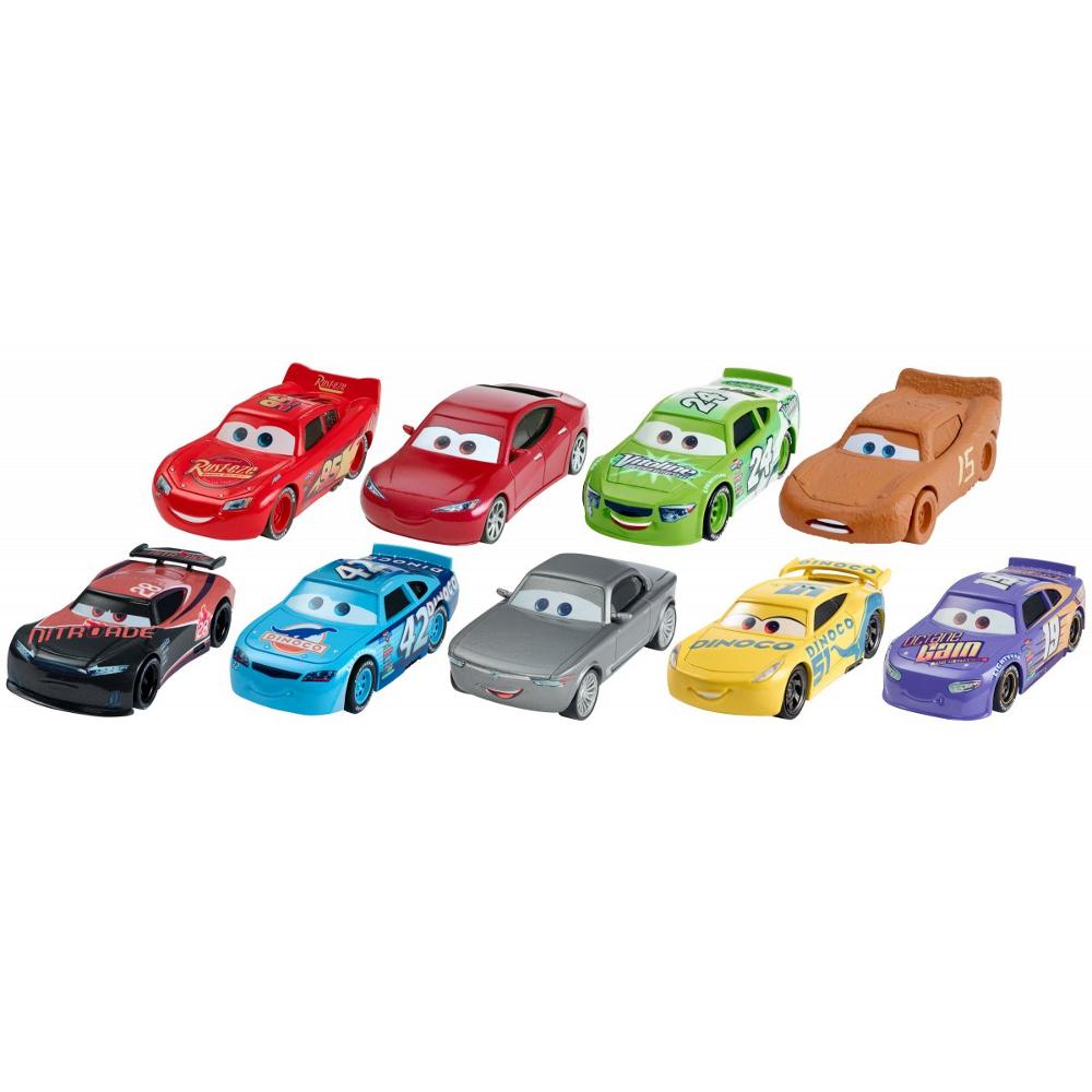 Cars 3 Die-Carst Singles Sortiert