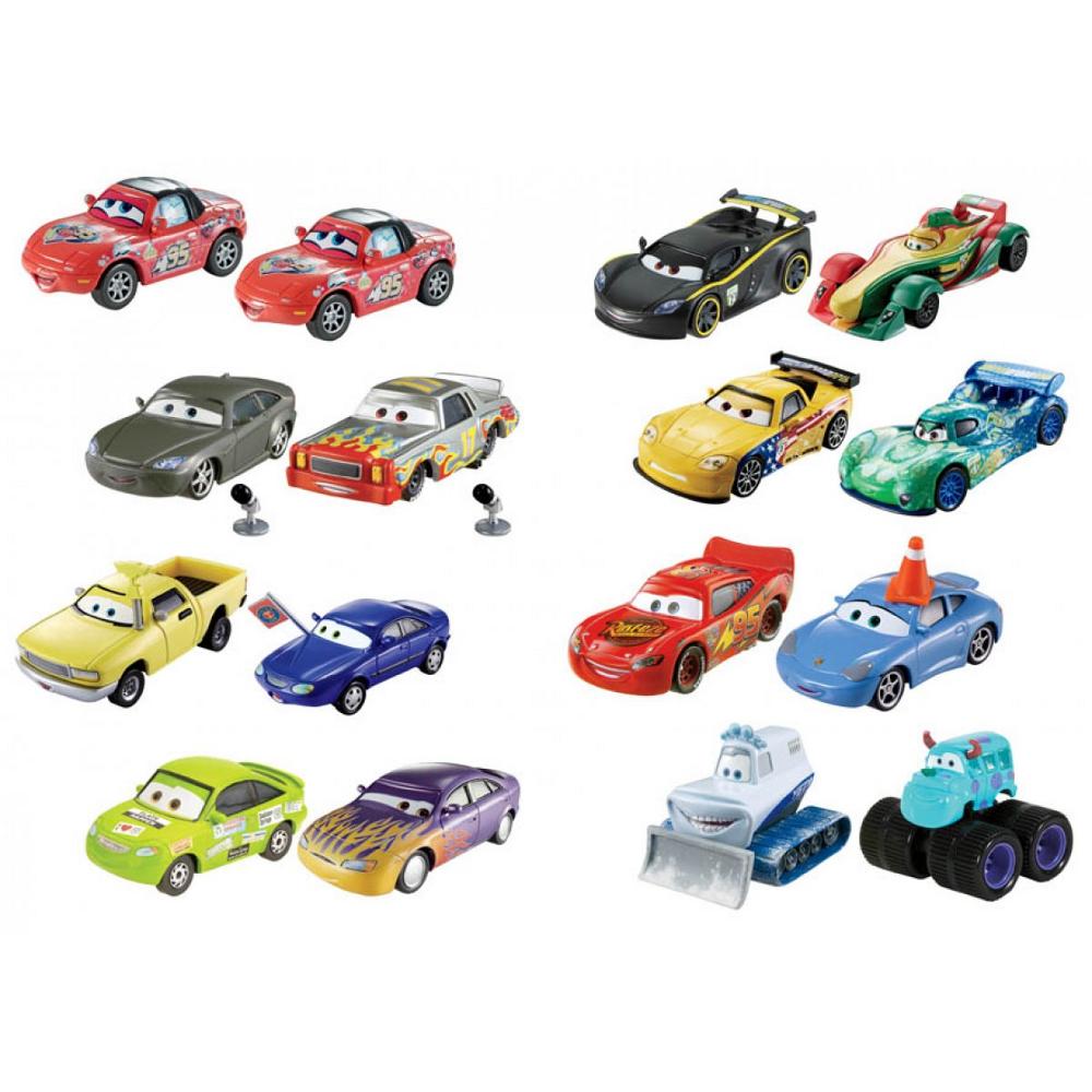 rollierend Mattel Cars 3 Die-Carst Singles Sortiert Spielzeugautos