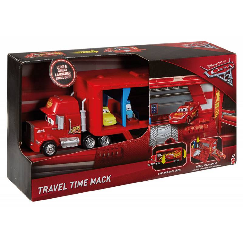 Cars 3 Travelling Mack