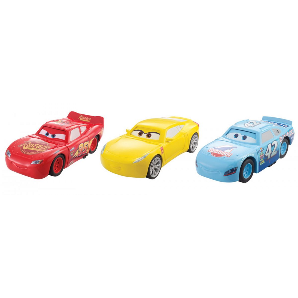 Cars 3 Twisted Crasher Sortiert