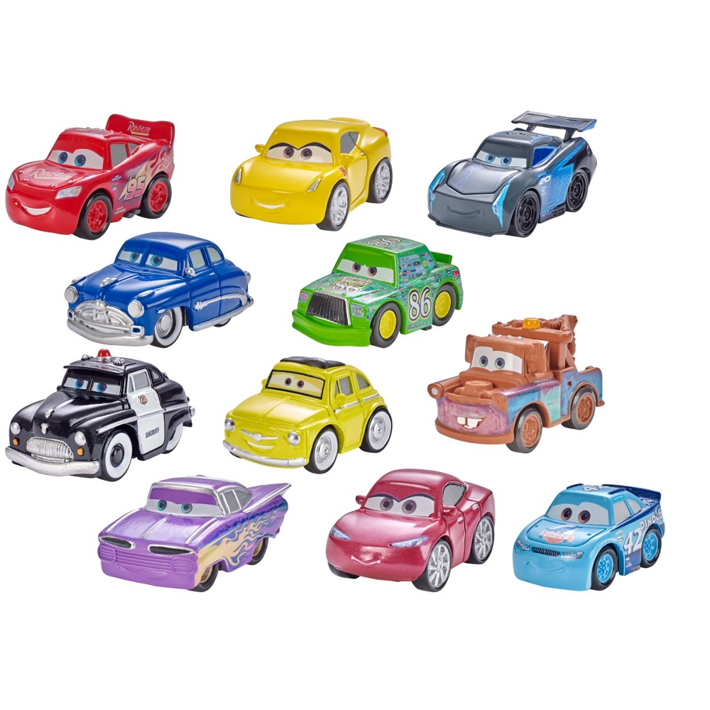 Cars 3 Micro Racer Blindpack Sortiert
