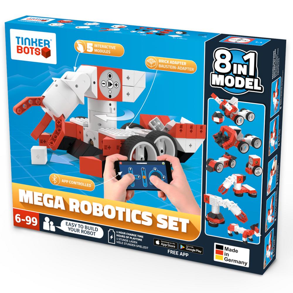 Mega Robotics Kit
