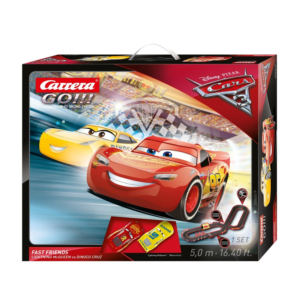 Disney·Pixar Cars 3 - Fast Friends