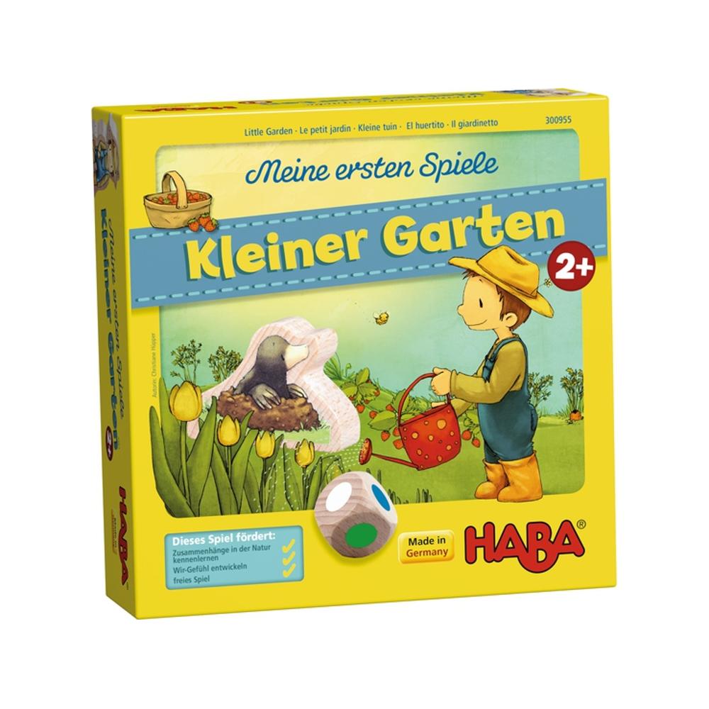 Meine ersten Spiele – Kleiner Garten